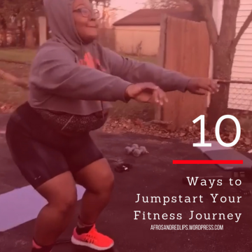 Jumpstart Fitness Journey